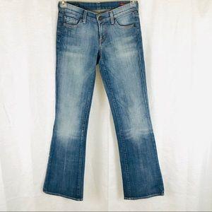 COH Kelly 001 Low Waist Bootcut Jeans 26